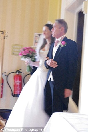 The wedding of Thomas and Anneka Geary