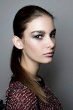 Серый макияж фото – 15 фото серого макияжа для зеленых, карих и голубых глаз