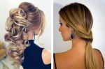Прически на средние волосы красиво и быстро – Прически на средние волосы своими руками