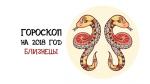 2018 гороскоп для близнецов – Гороскоп Близнецов на 2018 год