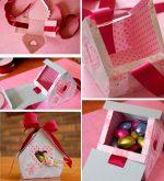 Коробочка подарочная из бумаги своими руками – Подарочные коробки своими руками: 25 лучших идей