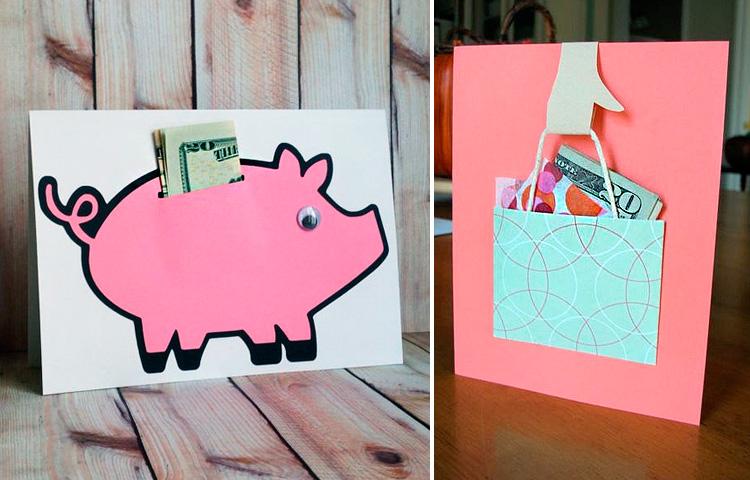 открытки своими руками фото на день рождения