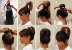 Прически на средние волосы фото легкие – Прически на средние волосы своими руками
