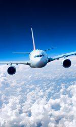 Самолет летящий картинки – Самолеты в небе картинки (124 фото) скачать обои