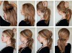 Как сделать прическу самому на средние волосы – Прически на средние волосы своими руками