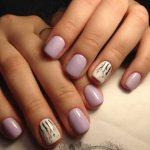Красивый маникюр фото на очень коротких ногтях – Маникюр на короткие ногти: особенности, идеи (175 фото)