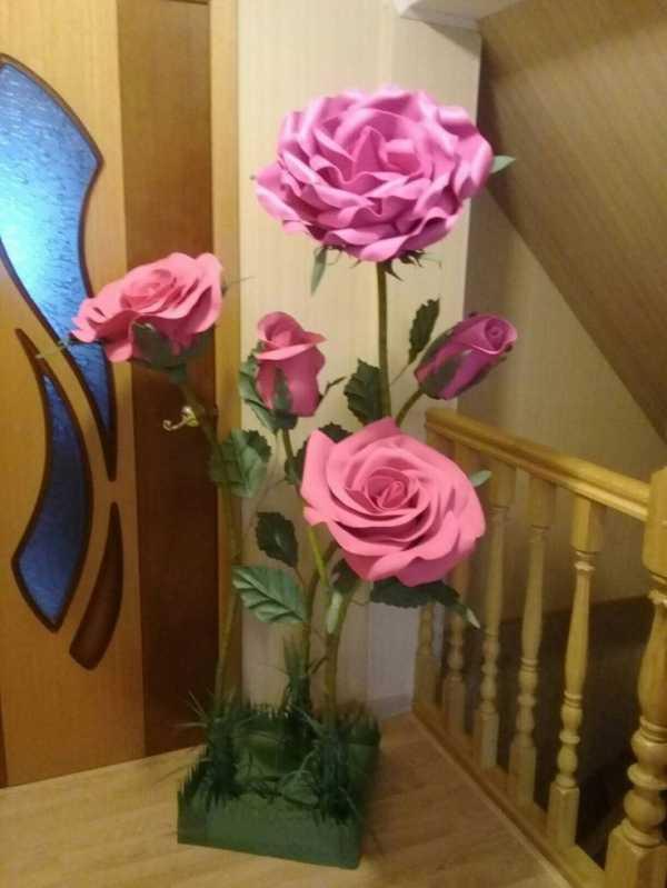 988dd9c5ff41d Большие искусственные цветы удачный пример декора интерьера Вашего дома,  различных праздников — от детских утренников до юбилеев, свадеб и  фотосессий.