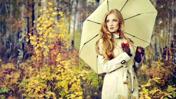 Красивая девушка осень – картинки и фото девушка осень ...  Девушка Осень Рисунок