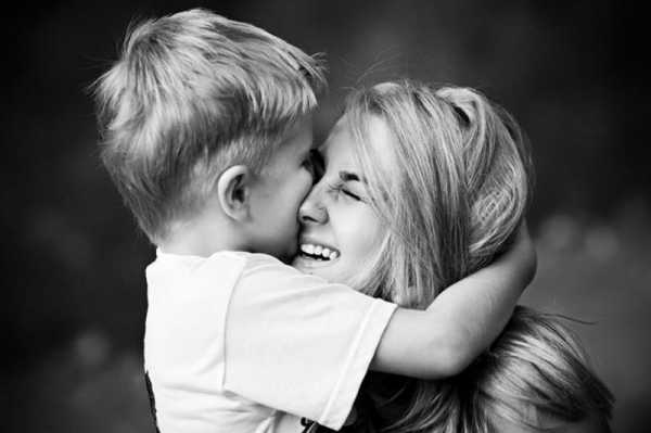 знакомства мамы с сыном