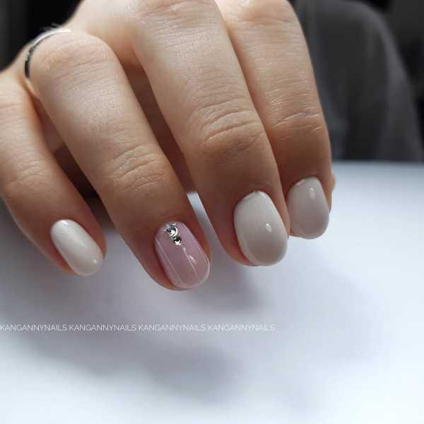 Перламутровые Ногти Фото Гель Лак