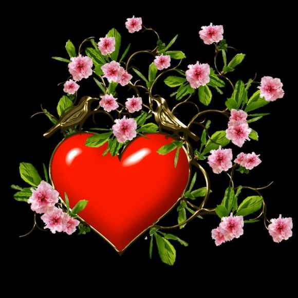 Валентинки самые красивые - для влюбленных