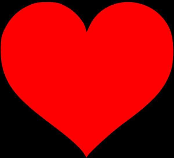 Сердце картинка черно белая – Ой!